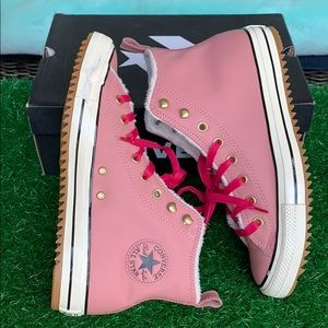 CONVERSE CTAS HIKER BOOT HI RUST PINK/PINK POP MEN